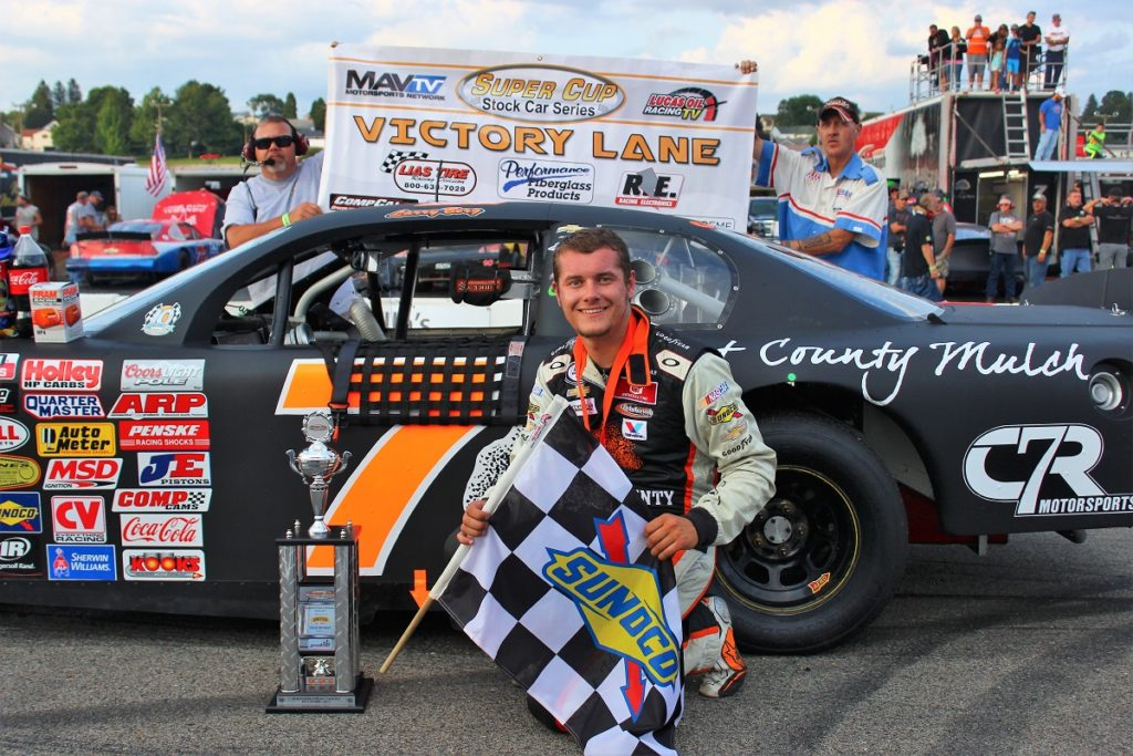 Codie Rohrbaugh and JP Crabtree Win at Jennerstown