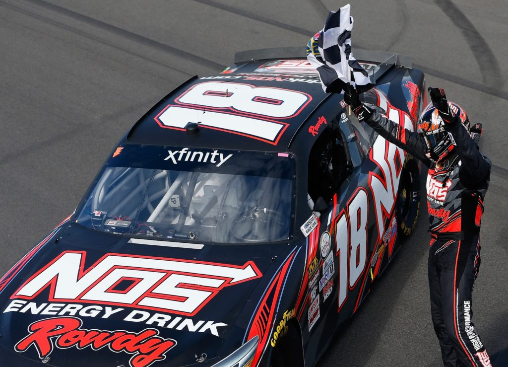 Truex and Busch Ring In NASCAR Wins at Watkins Glen