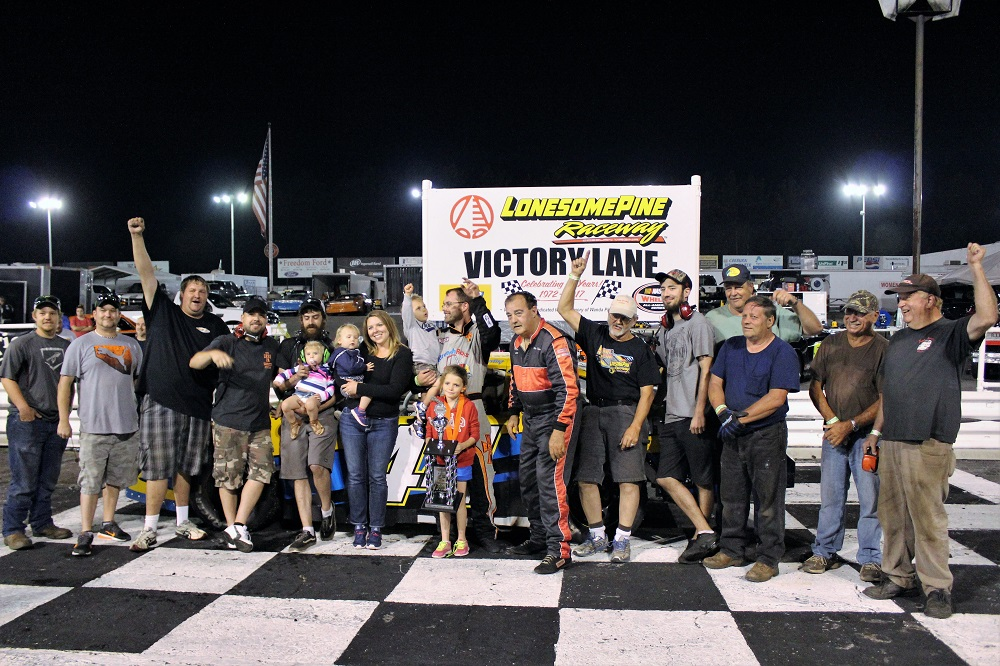 Crabtree and Ebeling Take SCSCS Lonesome Pine Twin 50s