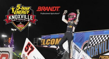 Will Kyle Larson Race at Knoxville AND in Michigan this Weekend?