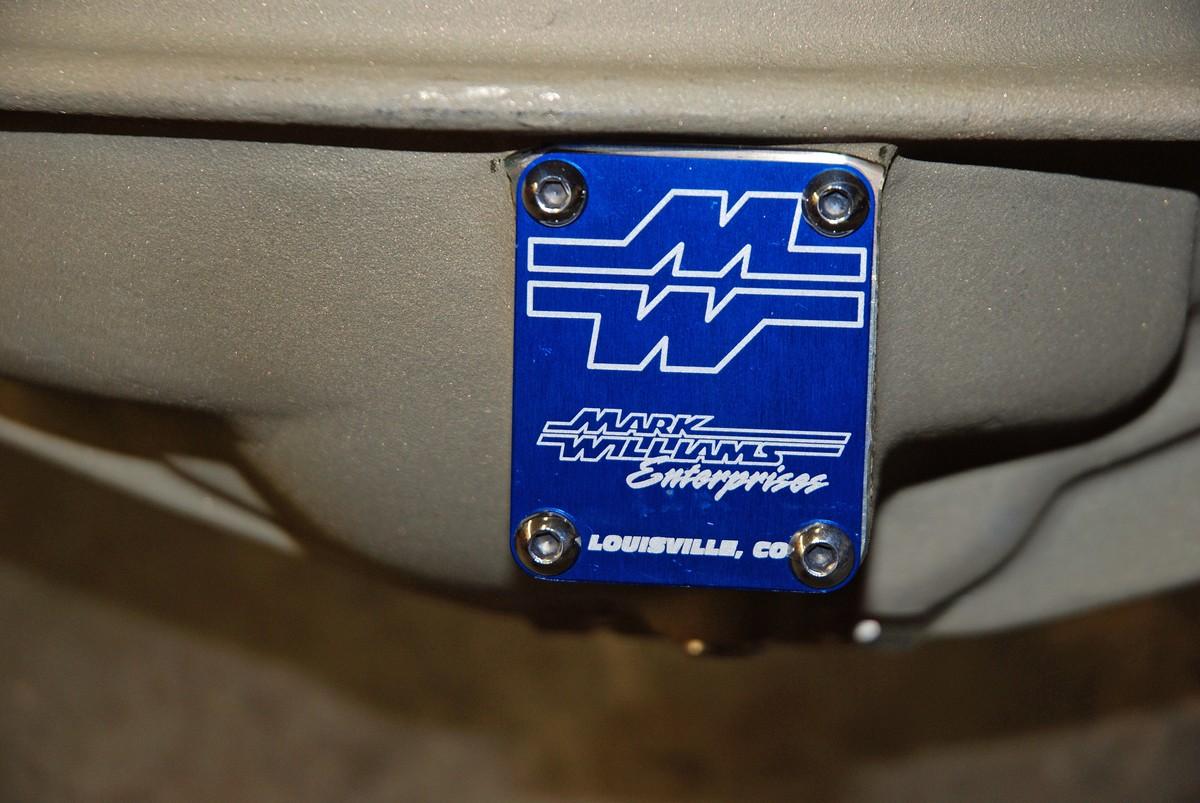Mark Williams Modular Rear Ends Part 1