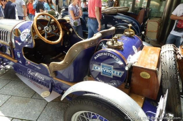 Gallery: Oldtimer Car Show