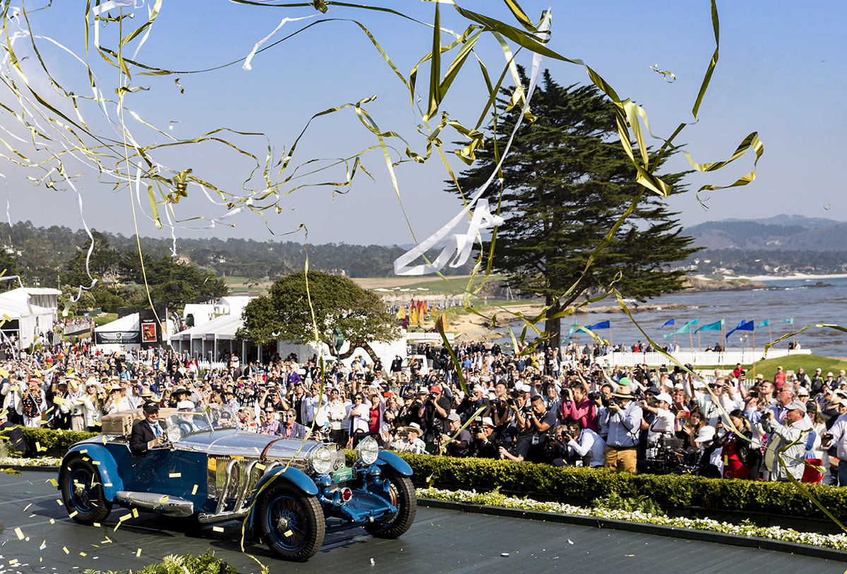 Monterey Car Week 2017