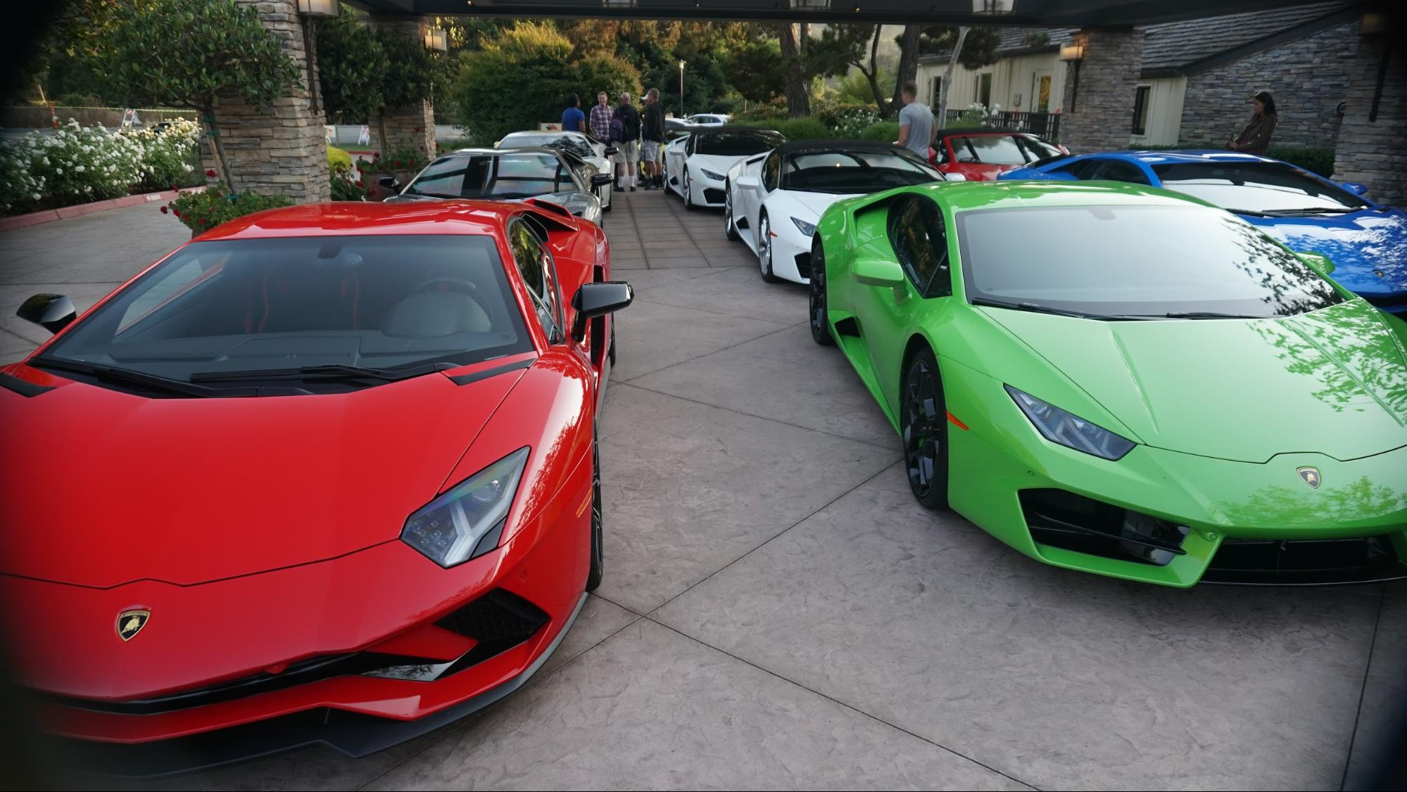 A Day at Monterey Car Week