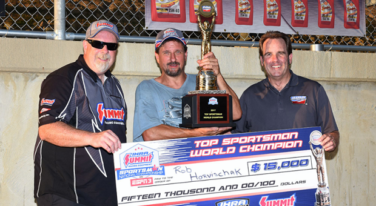 Eight Drivers Claim IHRA Summit Sportsman National Championship Titles