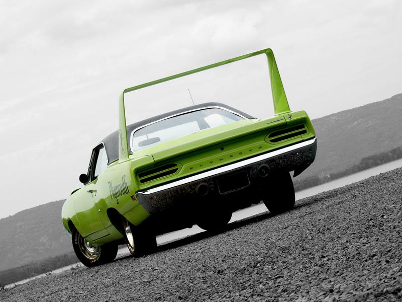 Muscle Car Madness: 1970 Plymouth Roadrunner Superbird