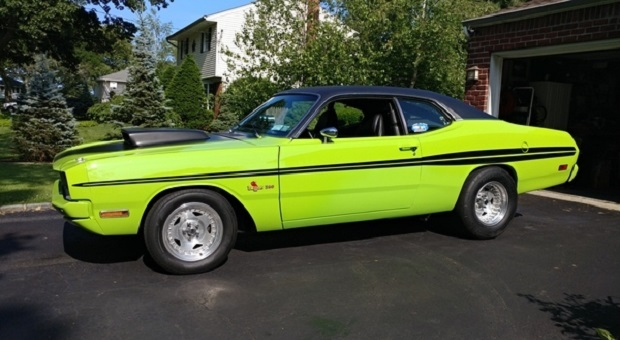 Today's Cool Car Find is this 1971 Dodge Demon