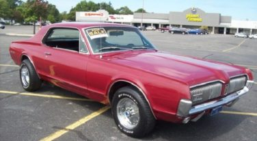 Today's Cool Car Find is this 1973 Mercury Cougar