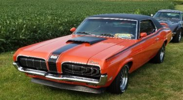 Today's Cool Car Find is this 1970 Mercury Cougar