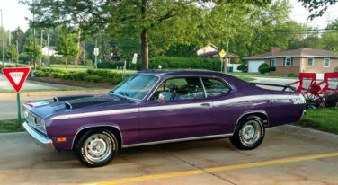 Today's Cool Car Find is this 1970 Plymouth Duster