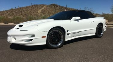 Today's Cool Car Find is this 2000 Pontiac Trans Am