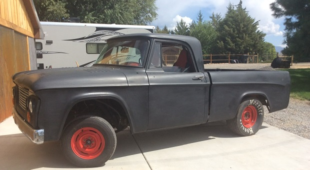 Today's Cool Car Find is this 1966/61 Dodge D100
