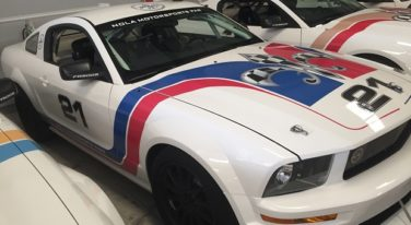 Today's Cool Car Find is this 2008 FR500S Ford Mustang