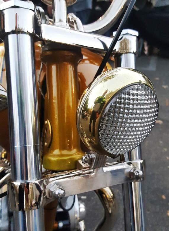 1950 El Dorado Triumph
