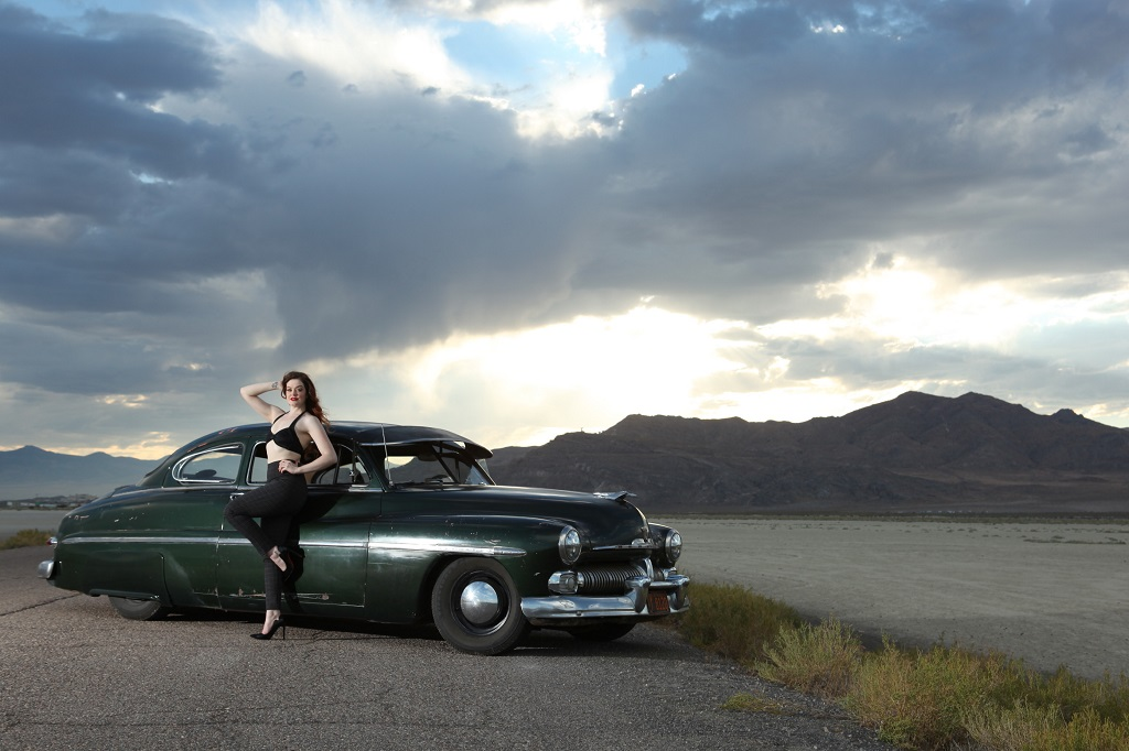 Pinup of the Week: Miss Amber La Roux