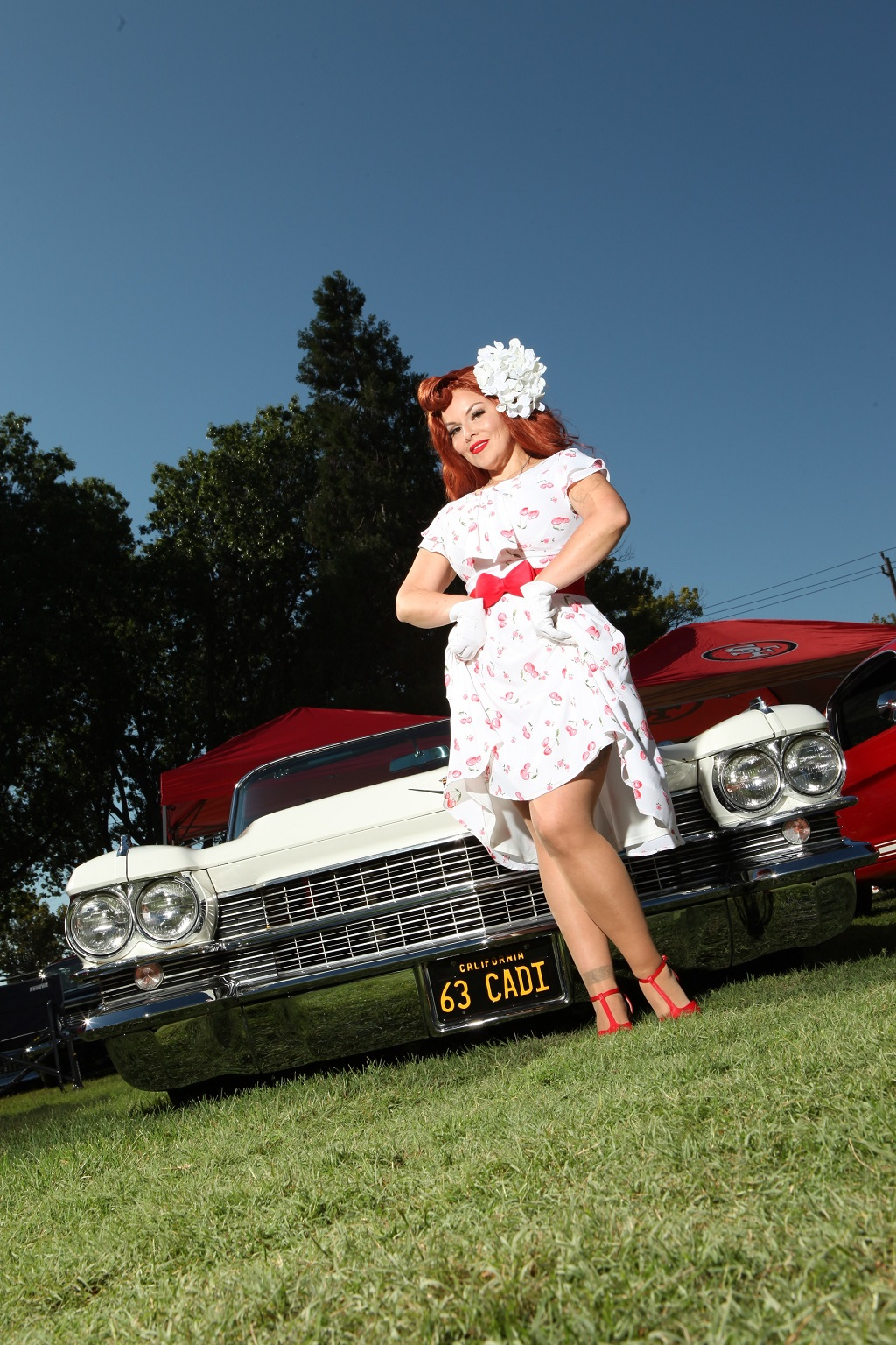 Pinup of the Week: Sharon Eileen