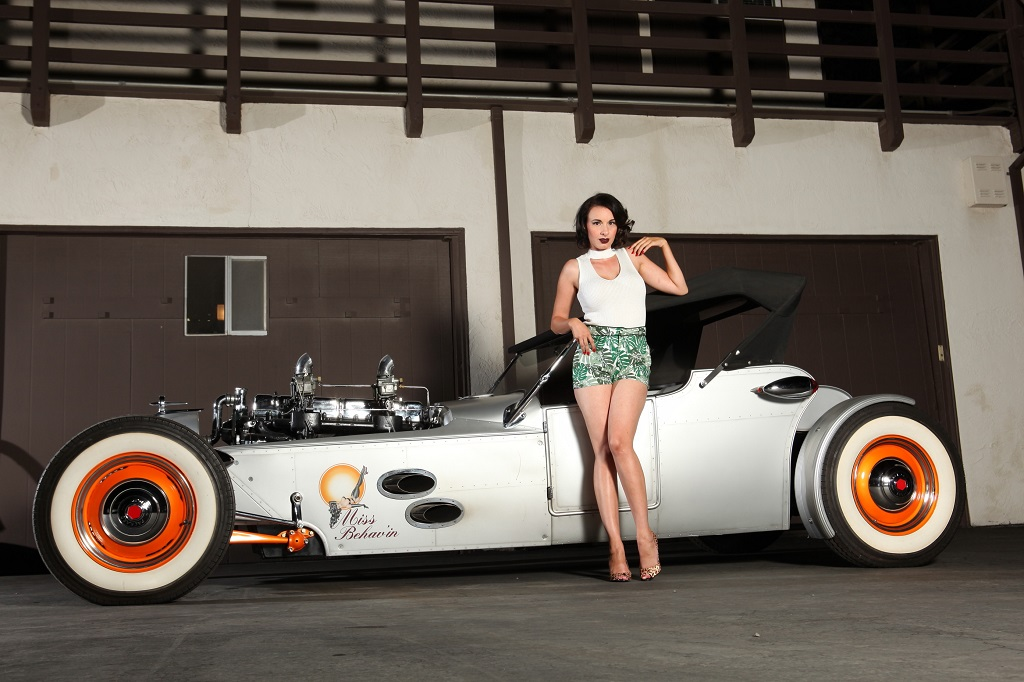 Pinup of the Week: Hot Stuff