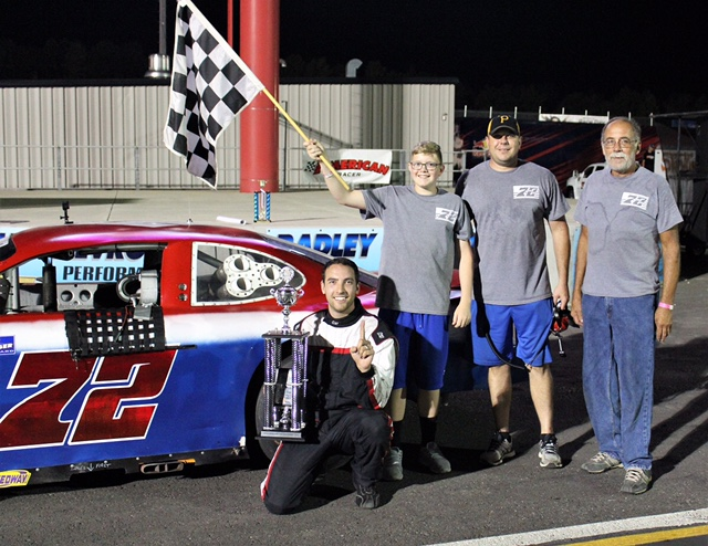 Schacht and Brougher Added to Super Cup Stock Car Series Record Book