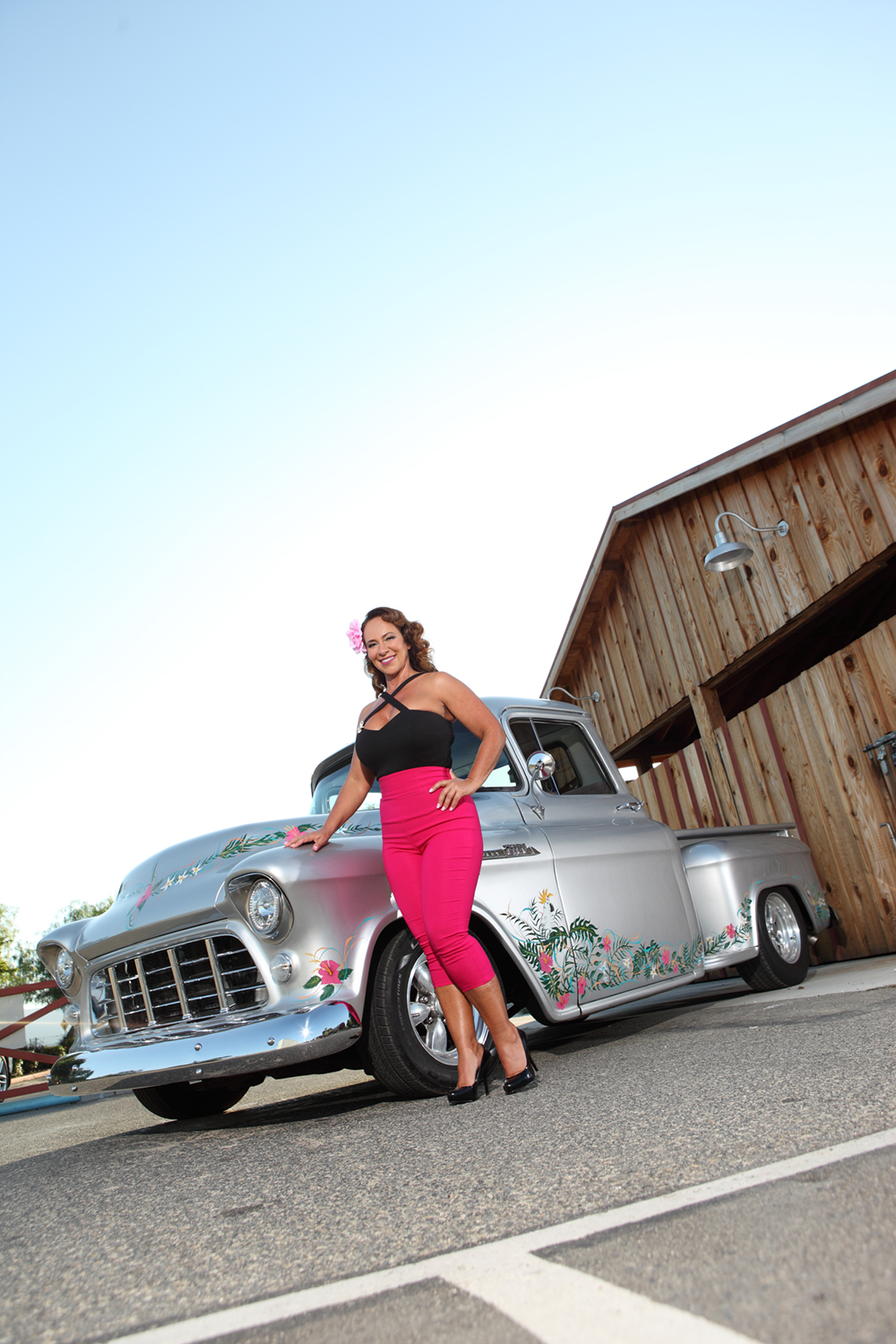 Pinup of the Week: HotRod Holly