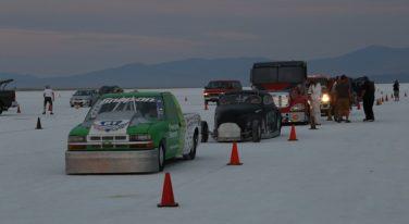 MAHLE Helps Greenspeed Research Break Diesel Truck LSR Record
