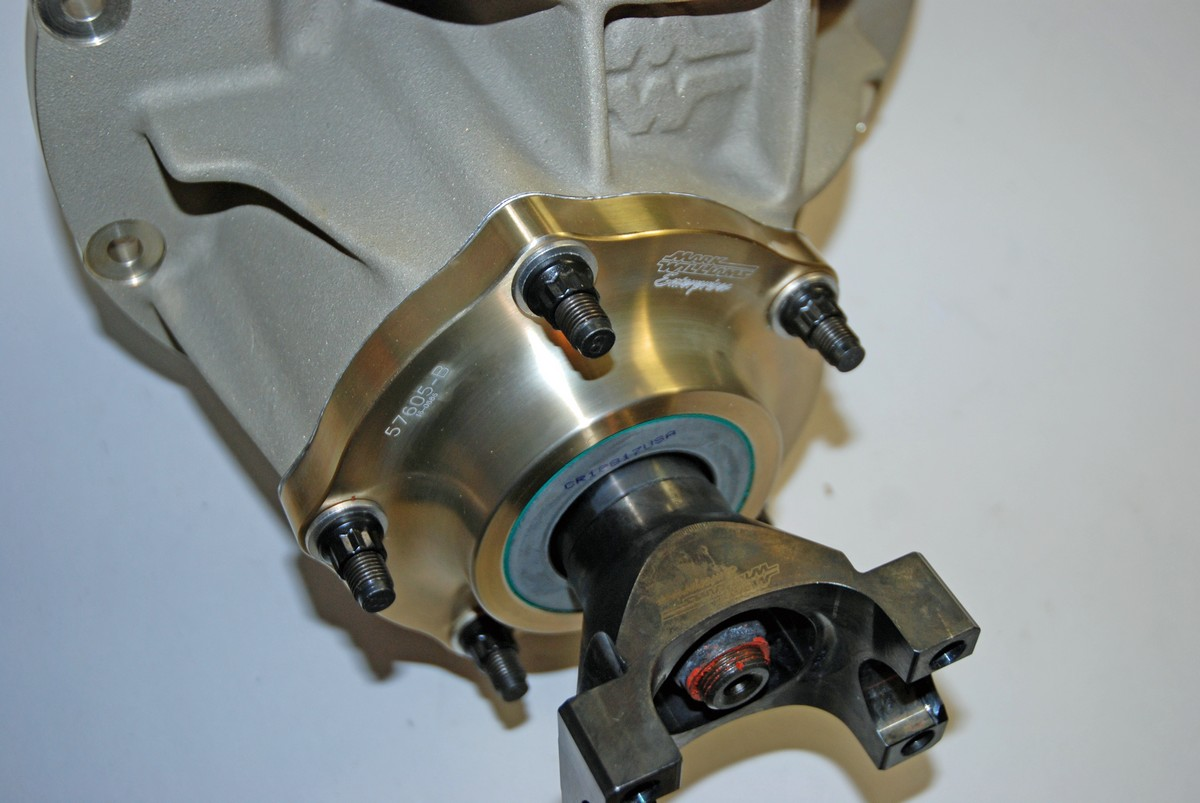 Mark Williams Modular Rear Ends Part 3