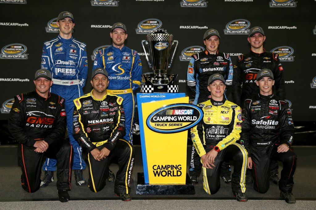 Truex Jr., Allgaier and Sauter Prevail at Chicagoland