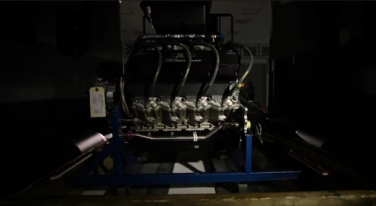 The Roush Yates FR9 Engine is Taking this Season By Storm