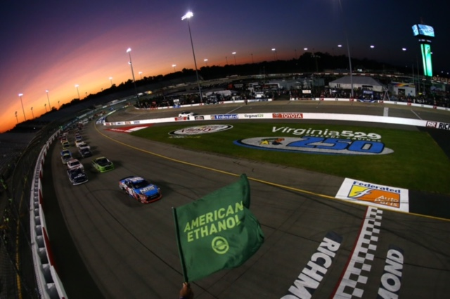 Championship Battle Begins at Richmond International Raceway