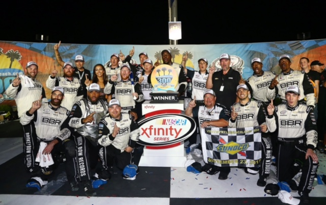 Busch, Reddick and Bell Earn Victories in NASCAR's  Countdown to Championship Weekend