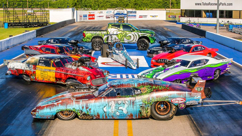 Kryptonite Kustomz, LLC Becomes Full-Season MWPMS Sponsor, TWIM, Racing Junk, News