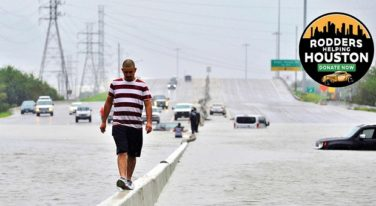 Rodders Helping Houston