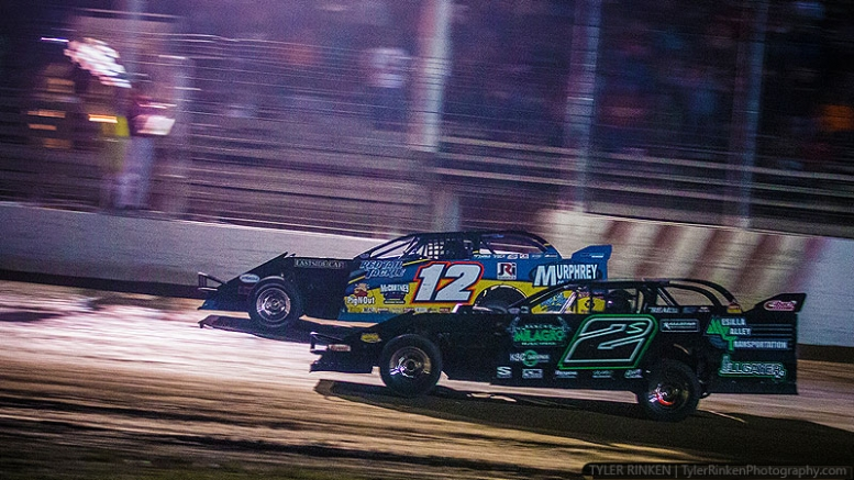 Hughes nips Scott at Cresco, has fourth USMTS crown in his crosshairs