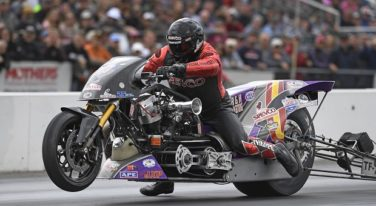 NHRA Top Fuel Harley Series to Expand in 2018