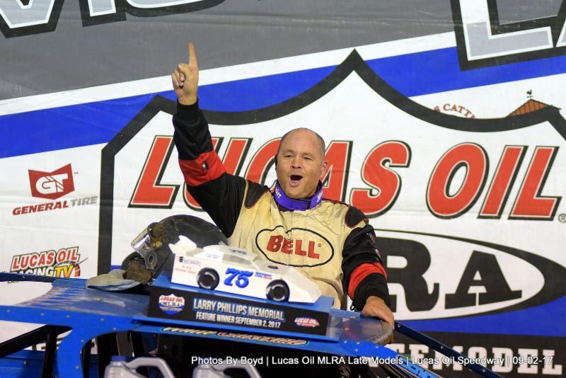 This Week in Motorsports, Lucas Oul MLRA