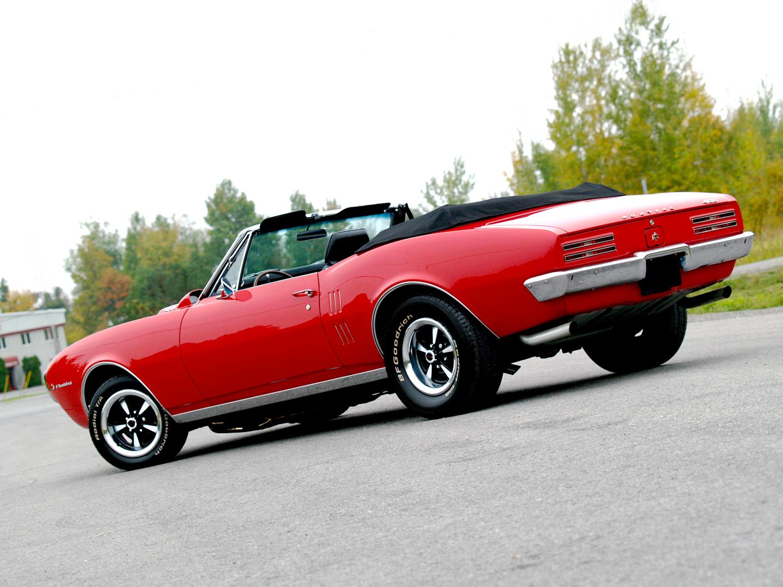 Muscle Car Madness: 1967 Firebird 400 Convertible