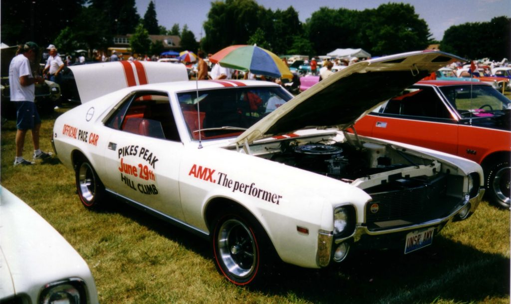 Why Revere the AMX?