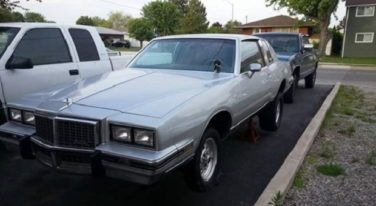 Today's Cool Car Find is this 1985 Pontiac Grand Prix