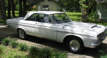 Today's Cool Car Find is this 1964 Plymouth Sports Fury