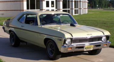 Today's Cool Car Find is this 1968 Chevrolet Chevy II