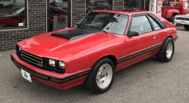 Today's Cool Car Find is this 1983 Mercury Capri
