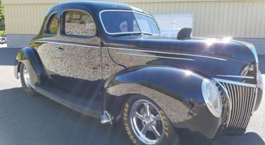 Today's Cool Car Find is this 1939 Ford Coupe