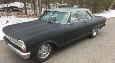 Today's Cool Car Find is this 1963 Chevrolet Nova SS