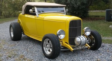 Today's Cool Car Find is this 1932 Ford Roadster Highboy Convertible