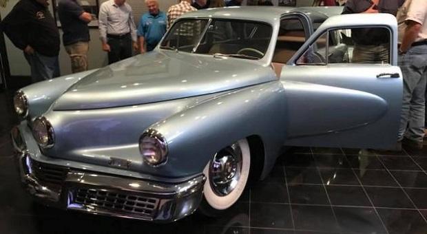 Jack Kiely's Twin Turbo Tucker