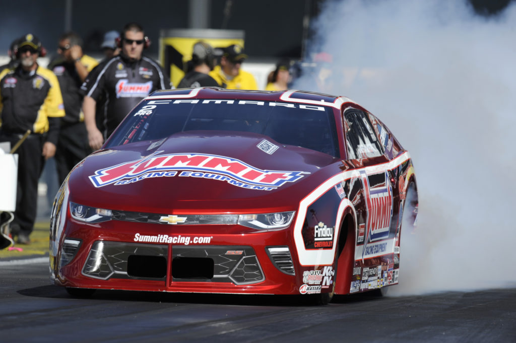 Greg Anderson On His Way to Fifth Pro Stock Championship