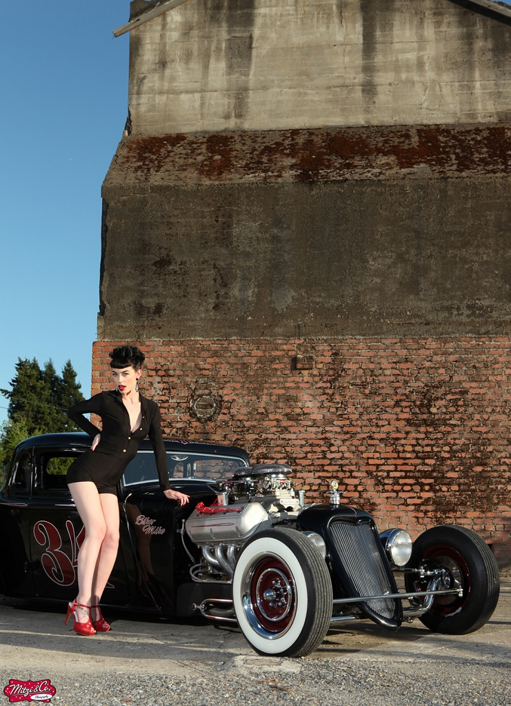 Pinup of the Week: Bryona Ashly – RacingJunk News