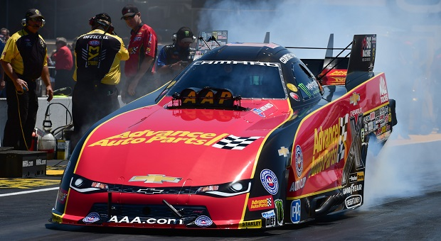 Courtney Force is on a Mission