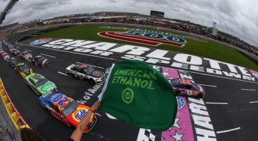 Bowman and Truex Earn Victories at Charlotte Motor Speedway
