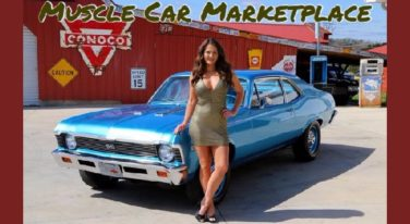 Muscle Car Madness: Chevy Nova
