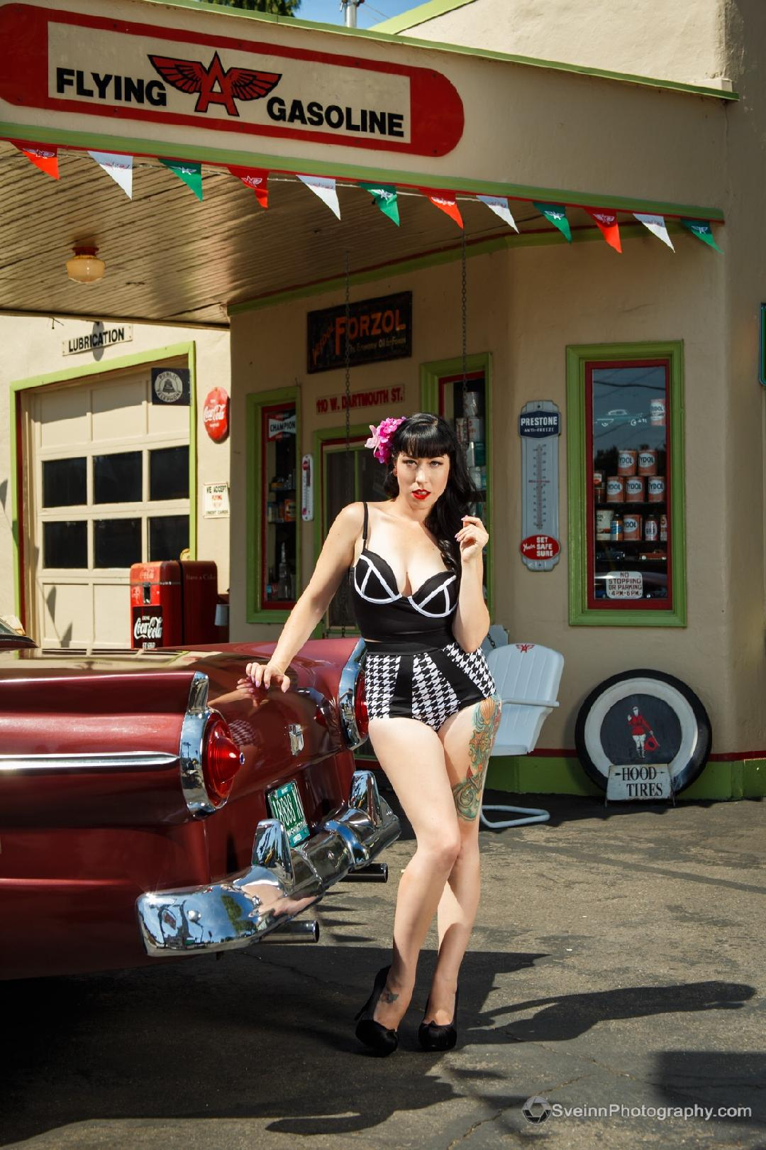 Pinup of the Week: Kiera Clover
